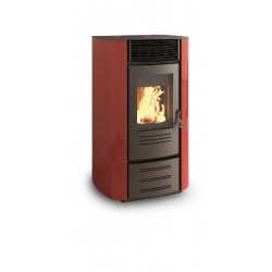 ETIKS PELETNI KAMIN PATRIOT 13 kW bordo
