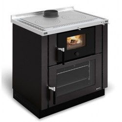 NORDICA Š. VERONA Anthracite Black 8 kW