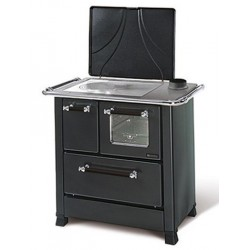 NORDICA Š. ROMANTICA 4.5 Anthracite Black 6kW