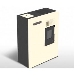 ETIKS PELETNI KAMIN NEŽA 4 kW pergamena