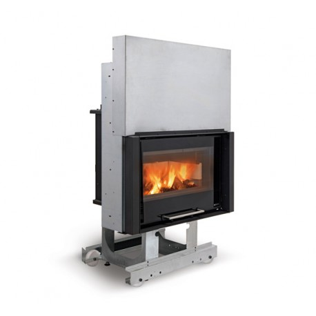 NORDICA TV. T-CAMINO BASE D.S.A. 15,6kW