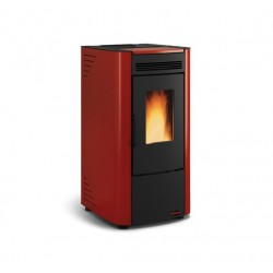 EXTRAFLAME KETTY 6,3kW bordo
