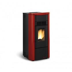 EXTRAFLAME GIUSY PLUS Bordo 8 kW