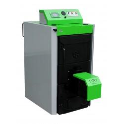 ETIKS  BIOmatik VHU 26/8 P (kotel + gorilnik z regulacijskim panelom)