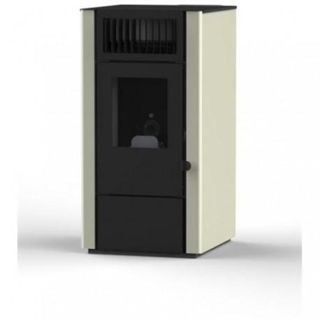 ETIKS PELETNI KAMIN DORA 8,5 kW pergamena